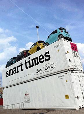 Koelcontainerhuren.eu op Smartimes voor de verhuur van koelcontainers